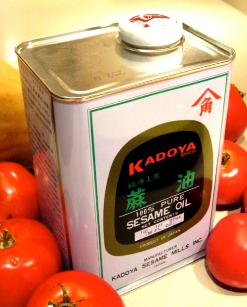 Kadoya Sesame Oil